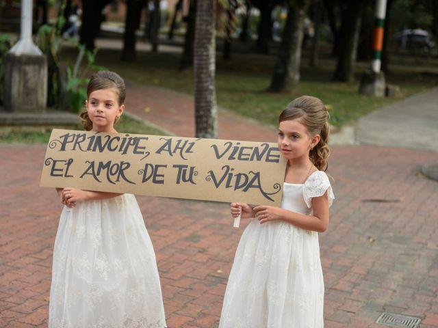 El matrimonio de Camilo y Sara en Medellín, Antioquia 13