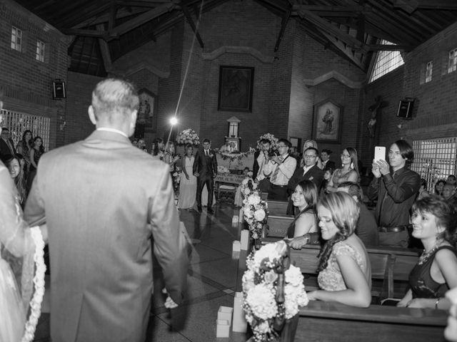 El matrimonio de Camilo y Sara en Medellín, Antioquia 14