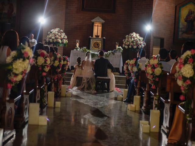 El matrimonio de Camilo y Sara en Medellín, Antioquia 16