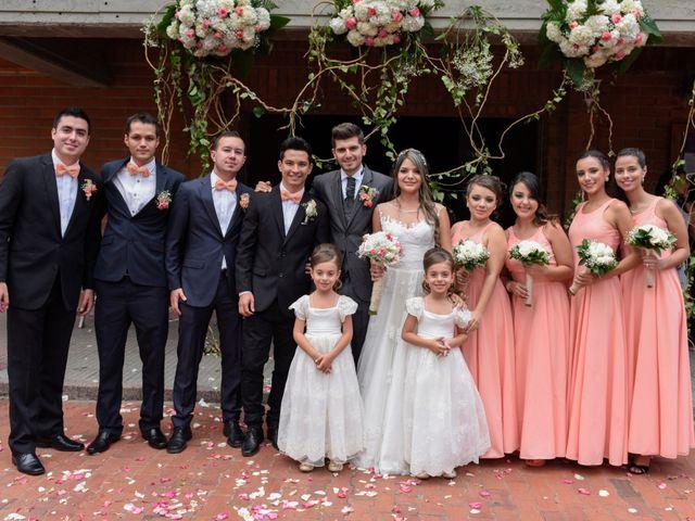 El matrimonio de Camilo y Sara en Medellín, Antioquia 23