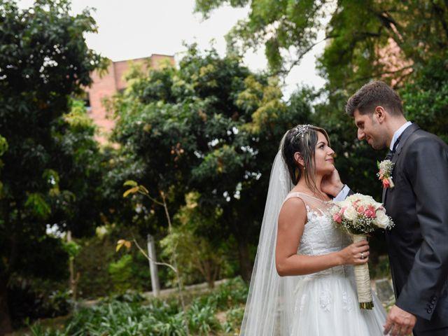 El matrimonio de Camilo y Sara en Medellín, Antioquia 24
