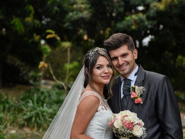 El matrimonio de Sara y Camilo