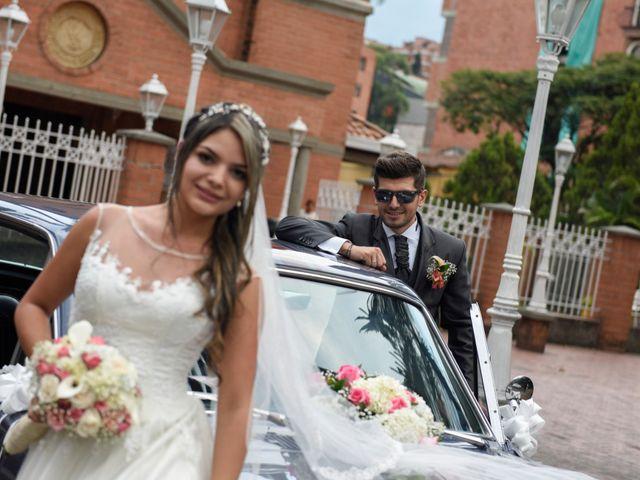El matrimonio de Camilo y Sara en Medellín, Antioquia 26