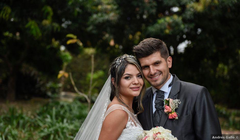 El matrimonio de Camilo y Sara en Medellín, Antioquia
