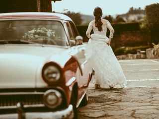 El matrimonio de Natalia y Aldredo 1