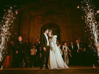 El matrimonio de Natalia y Aldredo