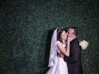 El matrimonio de Luisa y Vladimir