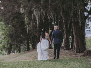 El matrimonio de Mafe y Dax 2