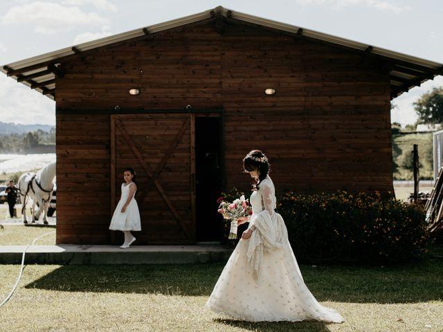El matrimonio de Diego y Eliana en Rionegro, Santander 24