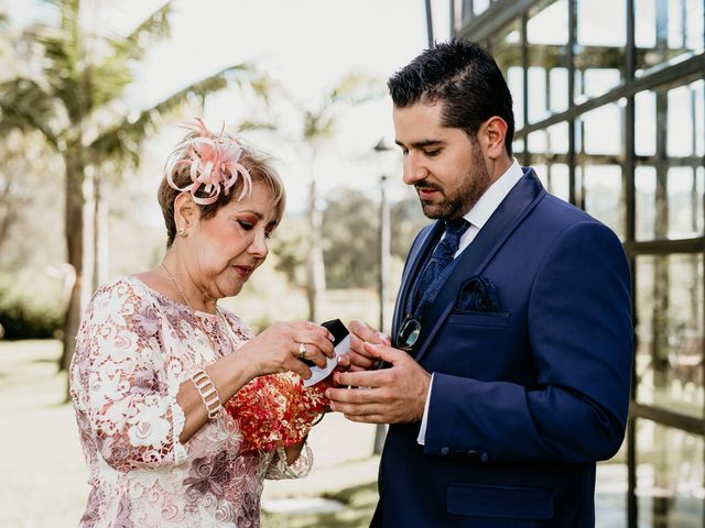 El matrimonio de Diego y Eliana en Rionegro, Santander 26