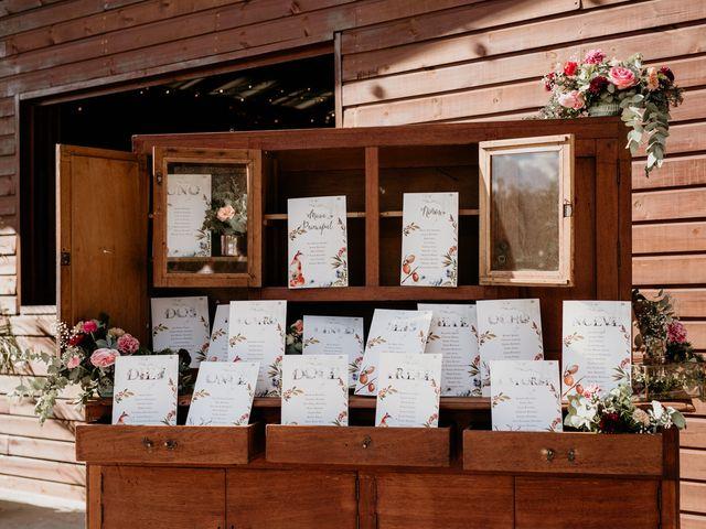 El matrimonio de Diego y Eliana en Rionegro, Santander 35