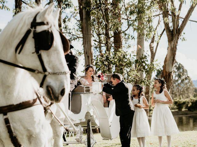 El matrimonio de Diego y Eliana en Rionegro, Santander 42