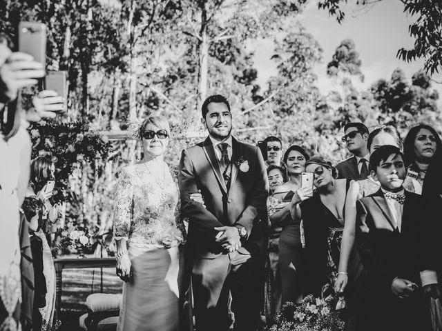 El matrimonio de Diego y Eliana en Rionegro, Santander 43