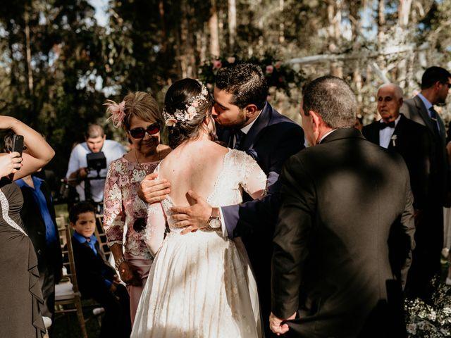 El matrimonio de Diego y Eliana en Rionegro, Santander 45