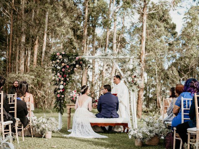 El matrimonio de Diego y Eliana en Rionegro, Santander 46