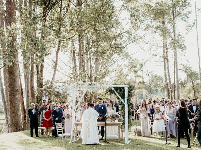 El matrimonio de Diego y Eliana en Rionegro, Santander 47