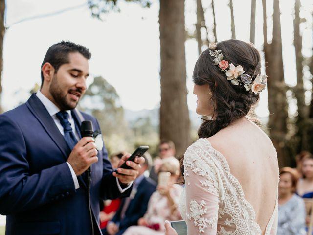 El matrimonio de Diego y Eliana en Rionegro, Santander 50