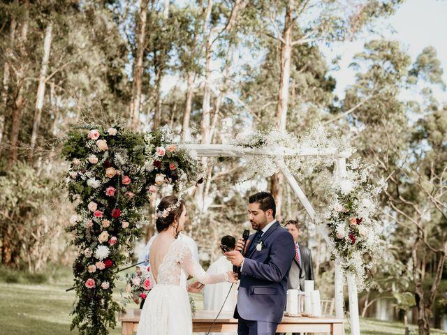 El matrimonio de Diego y Eliana en Rionegro, Santander 51