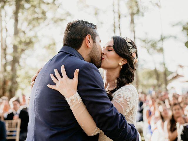El matrimonio de Diego y Eliana en Rionegro, Santander 53