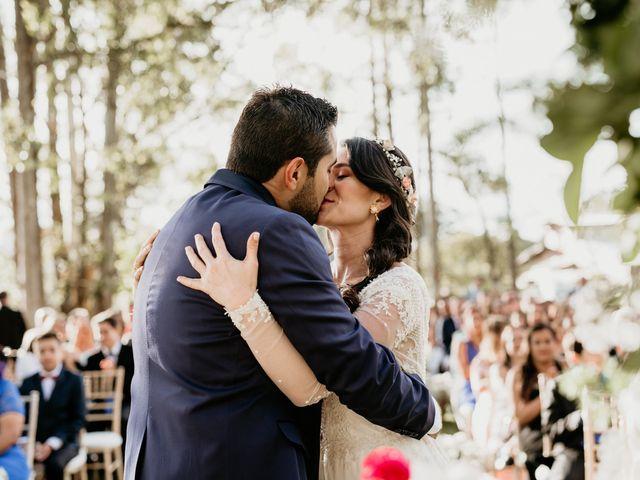 El matrimonio de Diego y Eliana en Rionegro, Santander 54