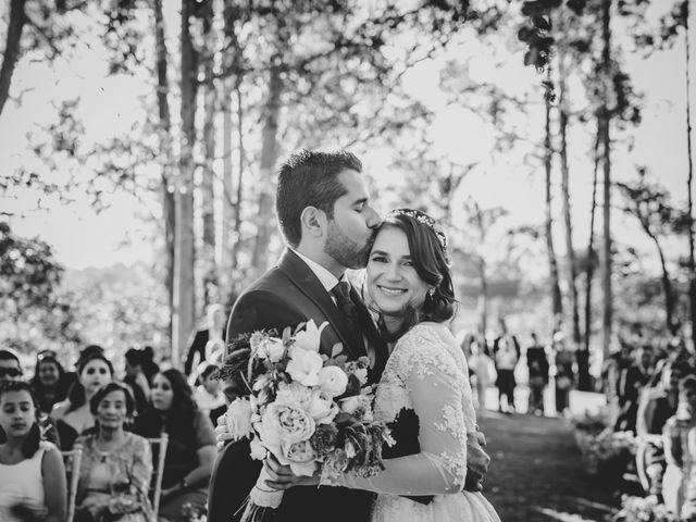 El matrimonio de Diego y Eliana en Rionegro, Santander 55