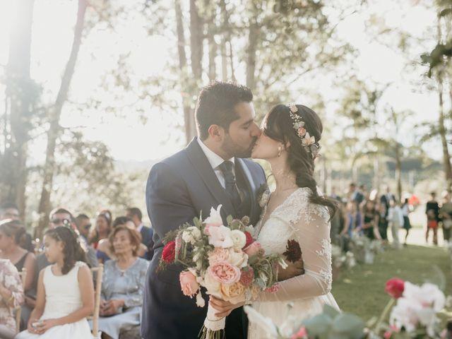 El matrimonio de Diego y Eliana en Rionegro, Santander 56