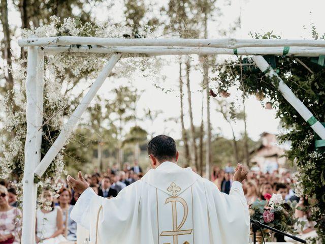 El matrimonio de Diego y Eliana en Rionegro, Santander 58