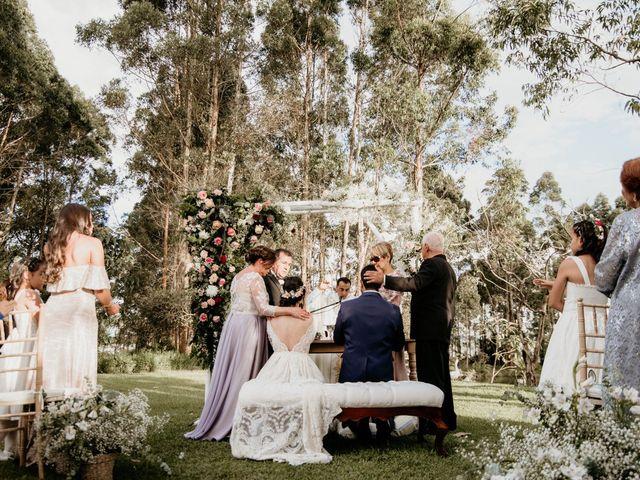 El matrimonio de Diego y Eliana en Rionegro, Santander 60