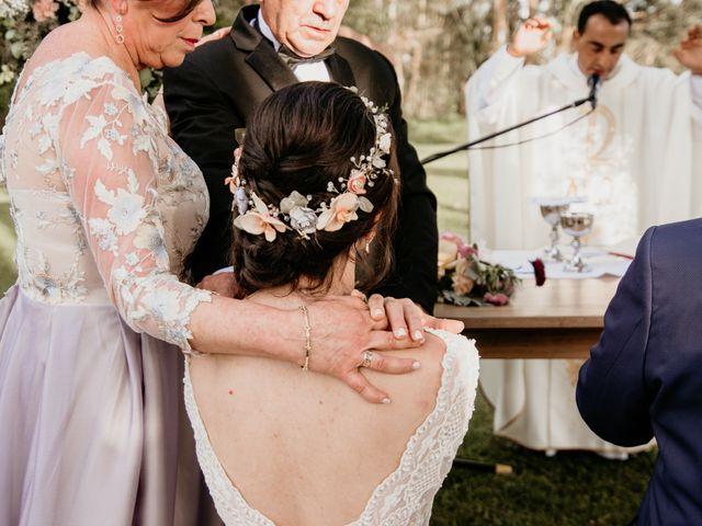 El matrimonio de Diego y Eliana en Rionegro, Santander 61