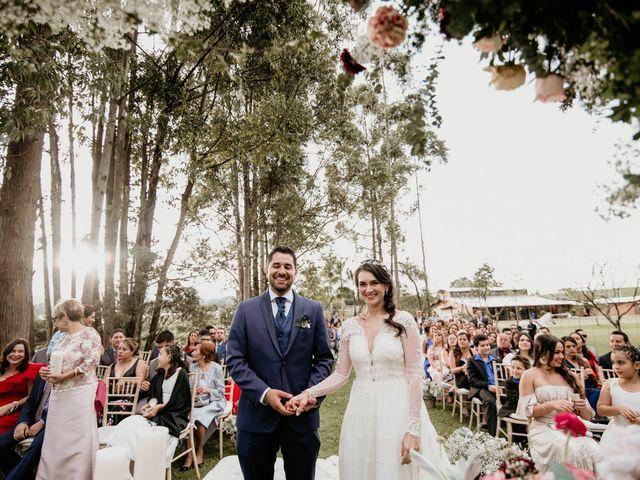 El matrimonio de Diego y Eliana en Rionegro, Santander 62