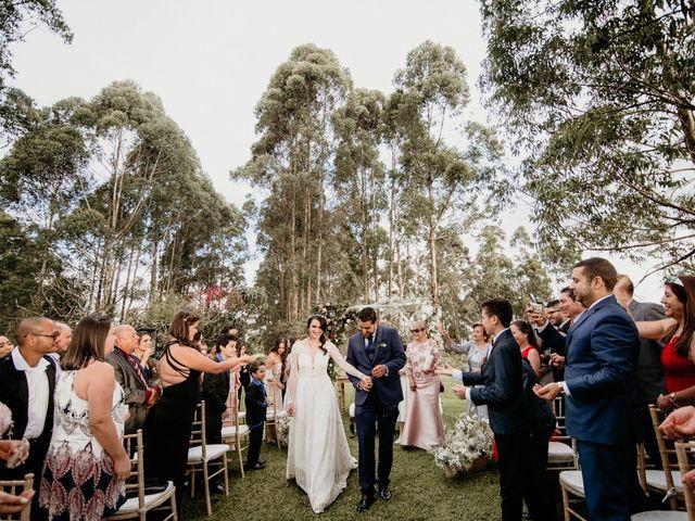 El matrimonio de Diego y Eliana en Rionegro, Santander 63