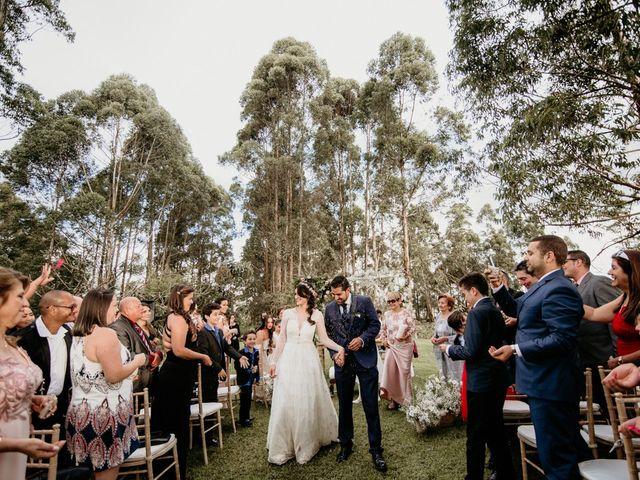 El matrimonio de Diego y Eliana en Rionegro, Santander 64