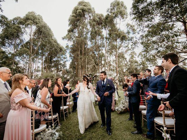 El matrimonio de Diego y Eliana en Rionegro, Santander 65