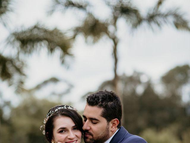 El matrimonio de Diego y Eliana en Rionegro, Santander 68