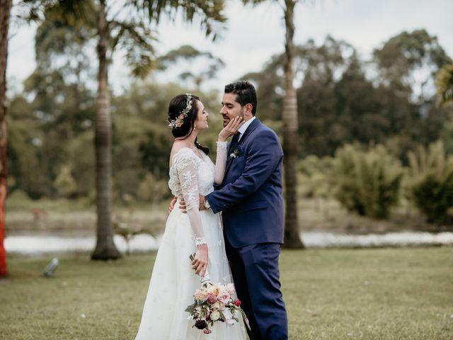 El matrimonio de Diego y Eliana en Rionegro, Santander 69