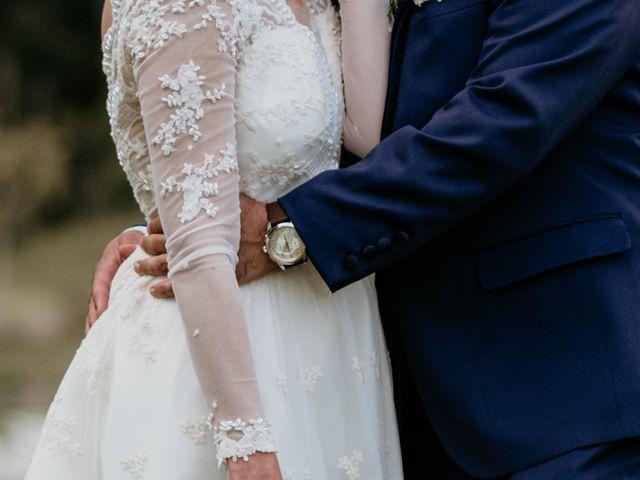 El matrimonio de Diego y Eliana en Rionegro, Santander 70
