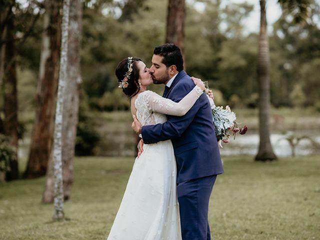 El matrimonio de Diego y Eliana en Rionegro, Santander 71