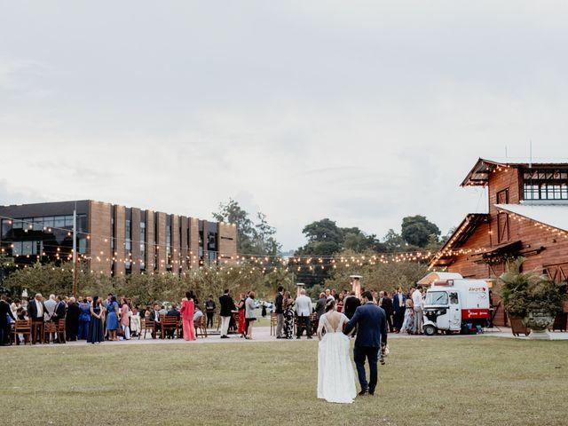 El matrimonio de Diego y Eliana en Rionegro, Santander 74