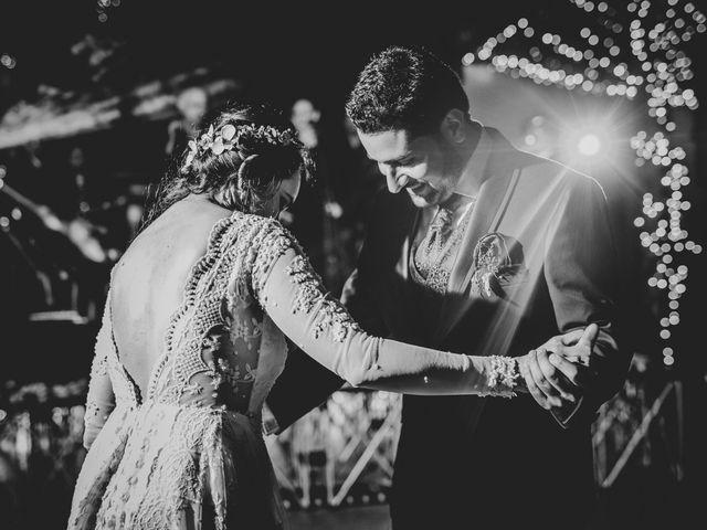 El matrimonio de Diego y Eliana en Rionegro, Santander 84