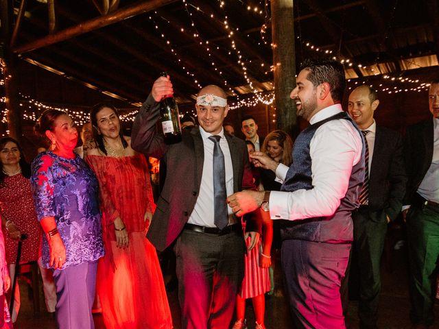 El matrimonio de Diego y Eliana en Rionegro, Santander 89