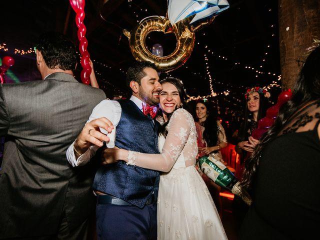 El matrimonio de Diego y Eliana en Rionegro, Santander 93