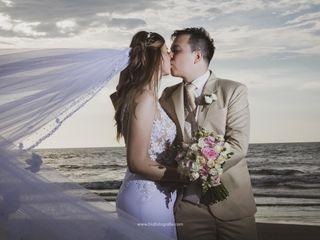 El matrimonio de Yesica y Oscar