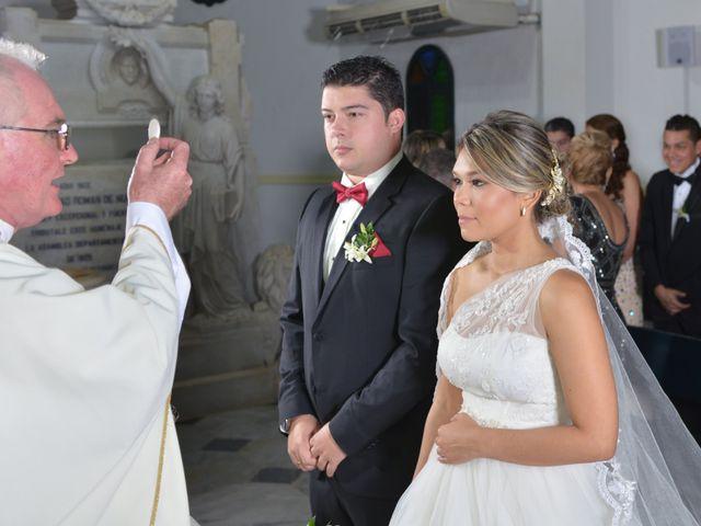 El matrimonio de Juan y Mary en Cartagena, Bolívar 8