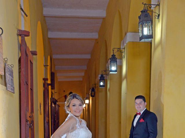 El matrimonio de Juan y Mary en Cartagena, Bolívar 10