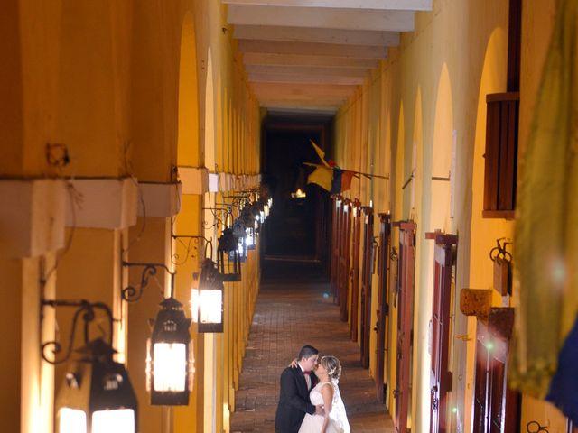 El matrimonio de Juan y Mary en Cartagena, Bolívar 13
