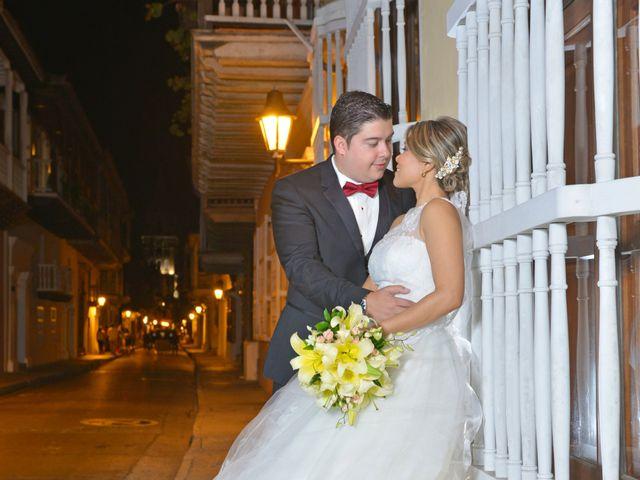 El matrimonio de Juan y Mary en Cartagena, Bolívar 15