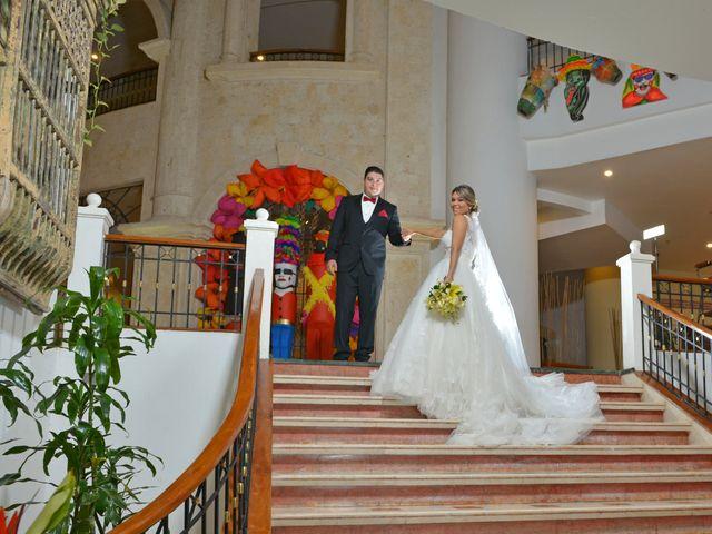 El matrimonio de Juan y Mary en Cartagena, Bolívar 17