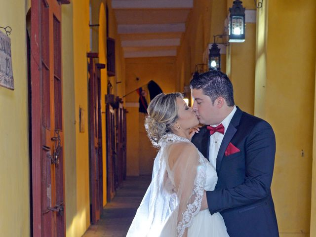 El matrimonio de Juan y Mary en Cartagena, Bolívar 23