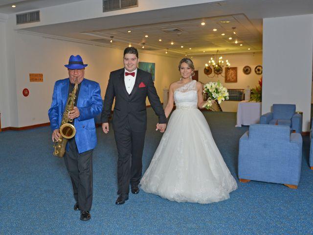 El matrimonio de Juan y Mary en Cartagena, Bolívar 25