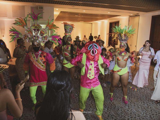 El matrimonio de Oscar y Yesica en Cartagena, Bolívar 4